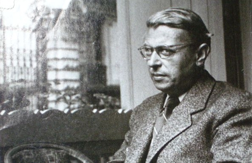"""""""Existencialismo"""" Jean Paul Sartre"""