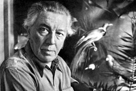André Breton, fundador del surrealismo