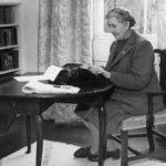 Agatha Christie, la madre de Poirot