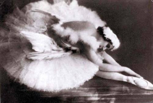 Anna Pavlova, la muerte de un cisne