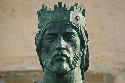 Sancho IV, la lucha por una corona
