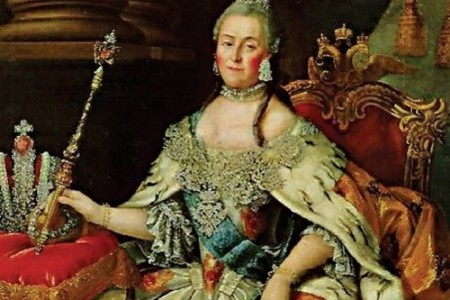 Catalina La Grande, la zarina que derrocó al zar