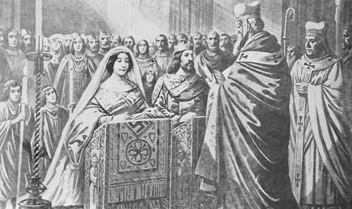 Alfonso III El Magno, rey de Asturias