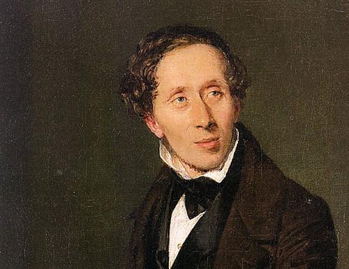 Andersen, prolífico creador de cuentos infantiles