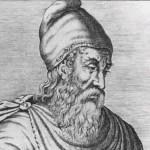 Arquímedes, famoso matemático griego