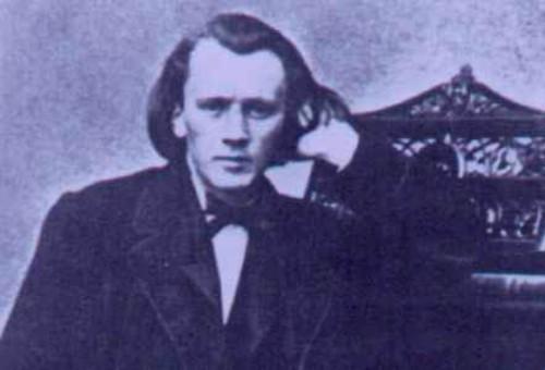 Brahms, prestigioso compositor alemán
