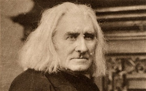 Frank Liszt, virtuoso del piano