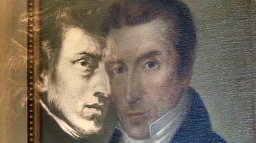 Frederic Chopin, compositor y pianista polaco