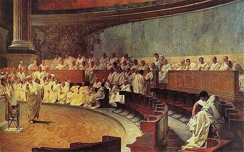 Cicerón, escritor pensador y orador romano