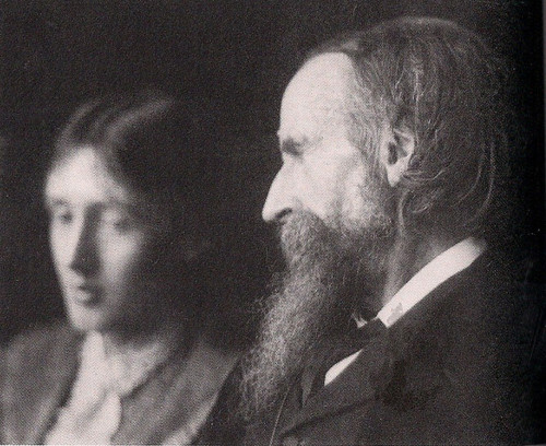 virginia woolf y su padre