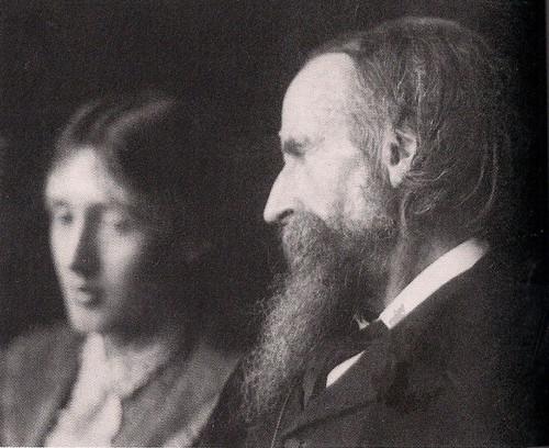 Virginia Woolf, la voz del feminismo