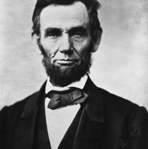 Abraham Lincoln, decimosexto presidente de EEUU