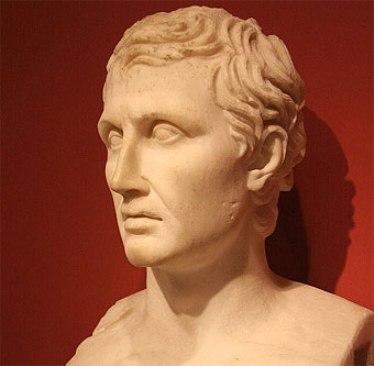 Menandro de Atenas, comediógrafo griego