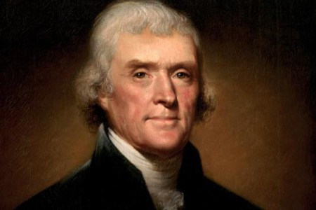 Thomas Jefferson, III Presidente de USA