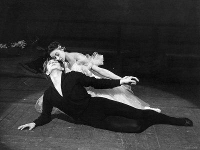 Rudolf Nureyev, por amor al ballet