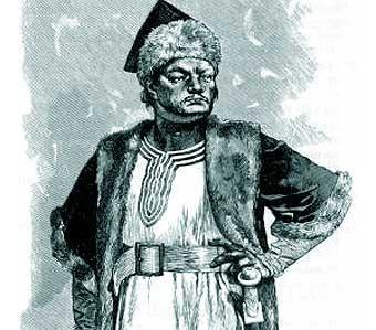 Atila rey de los Hunos
