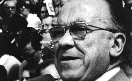 Santiago Carrillo, figura política de la democracia