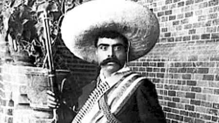 Emiliano Zapata, revolucionario mexicano
