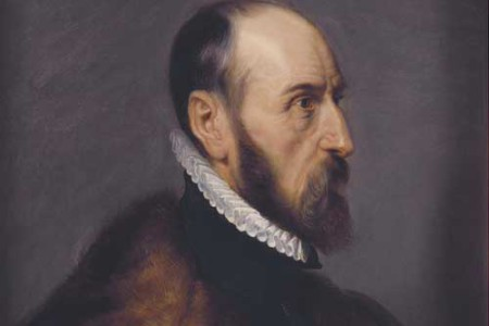 Abraham Ortelius, famoso cartógrafo