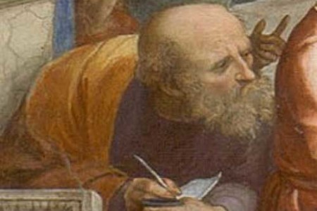Anaximandro, filósofo, astrónomo y geómetra griego