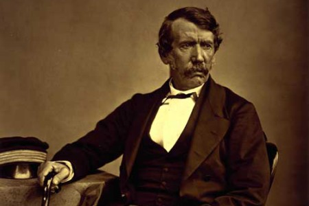 David Livingstone, médico y explorador