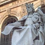 Alfonso X el Sabio, rey culto, poeta y músico