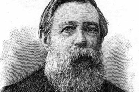 Friedrich Engels, filósofo y político