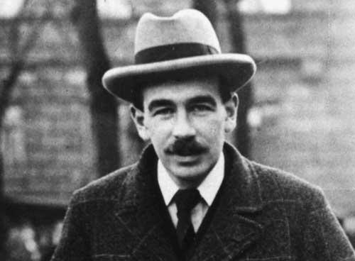 J Maynard Keynes