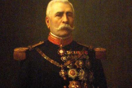 Porfirio Díaz, parte de la Historia de México