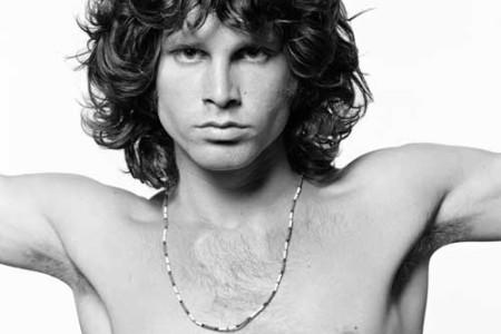 Jim Morrison, provocador e impredecible