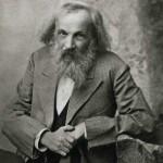 Dmitri Mendeléiev, químico ruso
